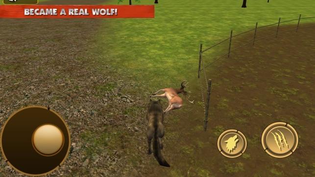 Wild Wolf Life Simulator on the App Store