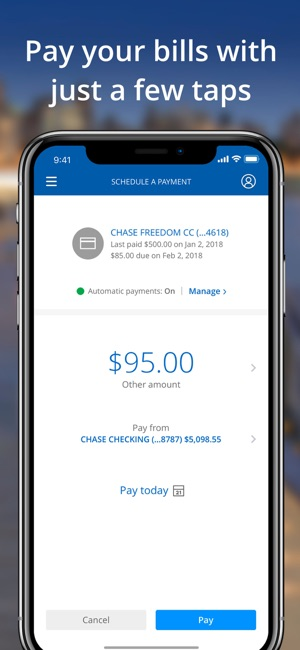 Chase mobile on the app store chase mobile on the app store reheart Images