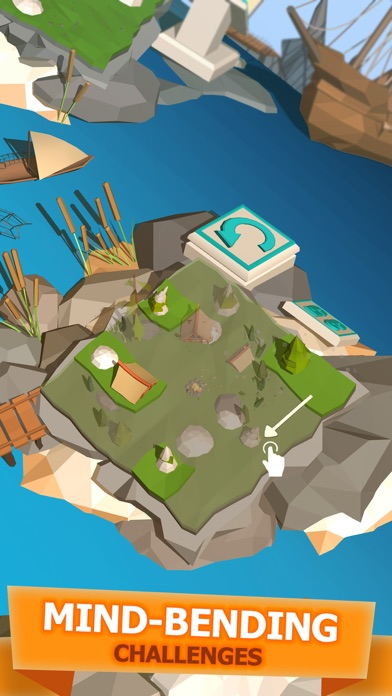 Puzzle Islands screenshot 3