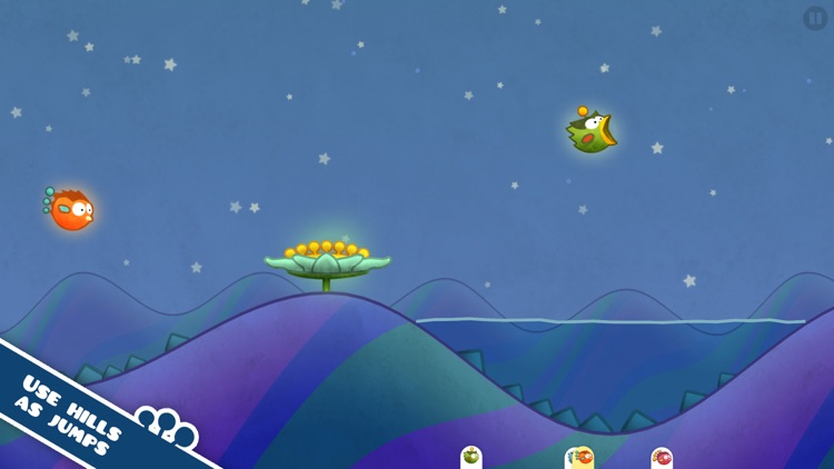 Tiny Wings screenshot-4