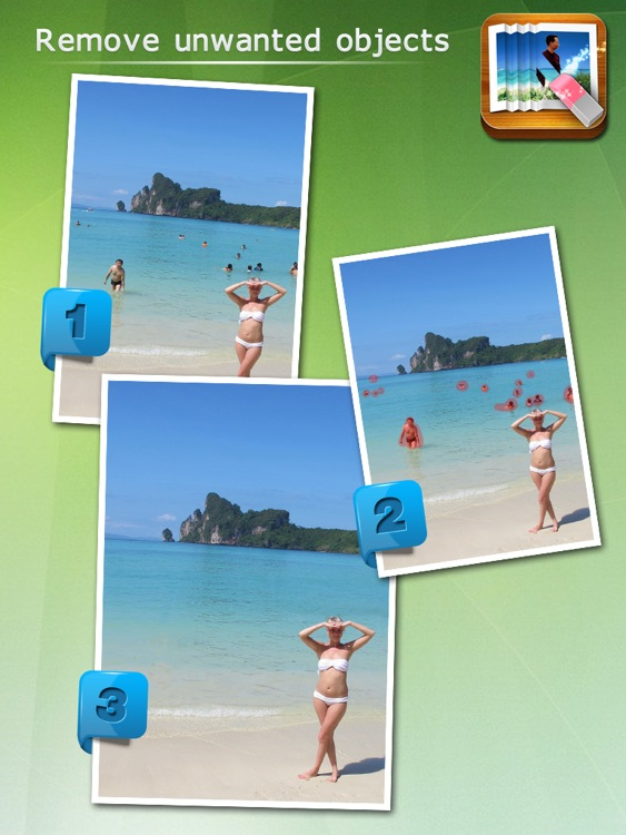 Photo Eraser for iPad