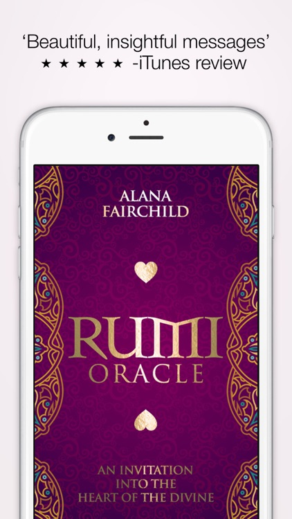 Rumi Oracle - Alana Fairchild screenshot-4