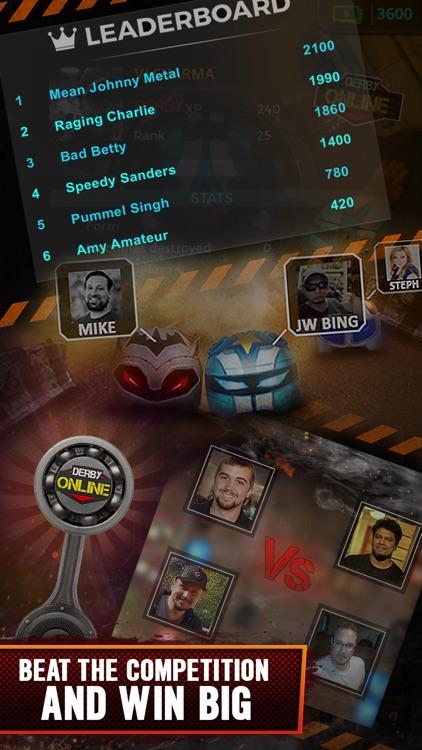 Mean Machines Demolition Derby screenshot-7