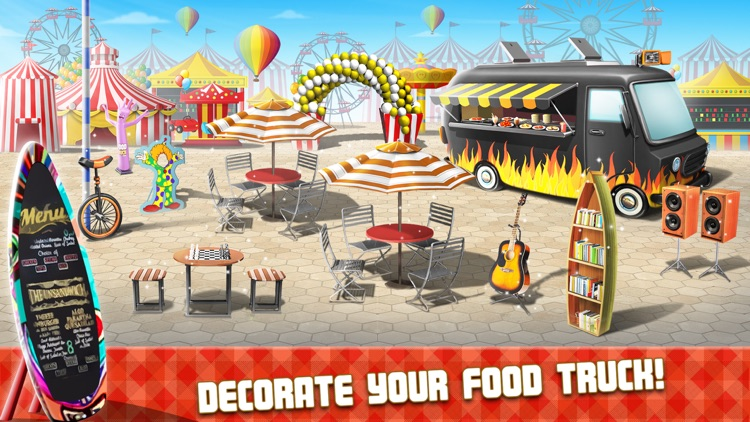 Food Truck Chef™: Cooking Game-Best burger in town screenshot-3