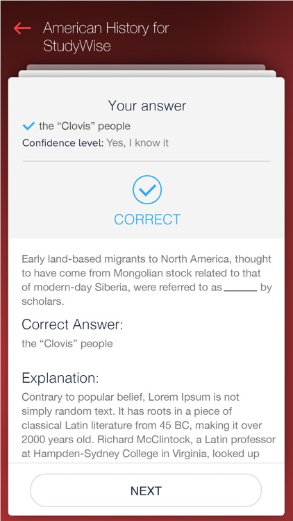 StudyWise American History screenshot-4