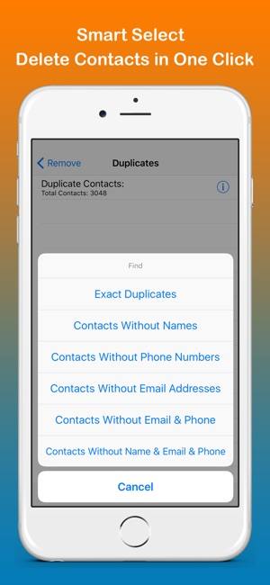 Remove Duplicate Contacts + on the App Store