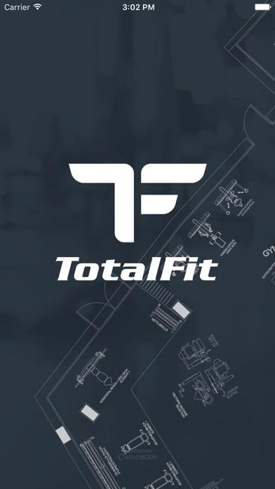 Total Fit UK screenshot one