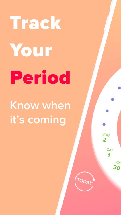 Period Tracker App - Eve screenshot-0