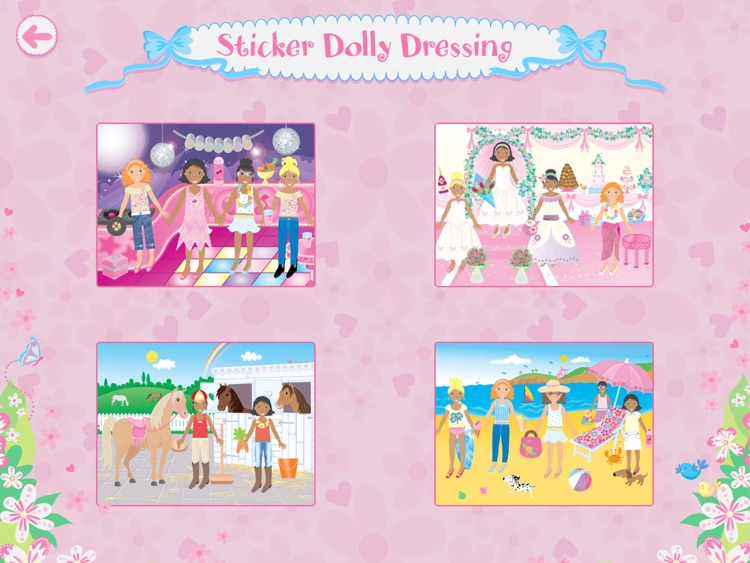 Usborne Sticker Dolly Dressing screenshot-4