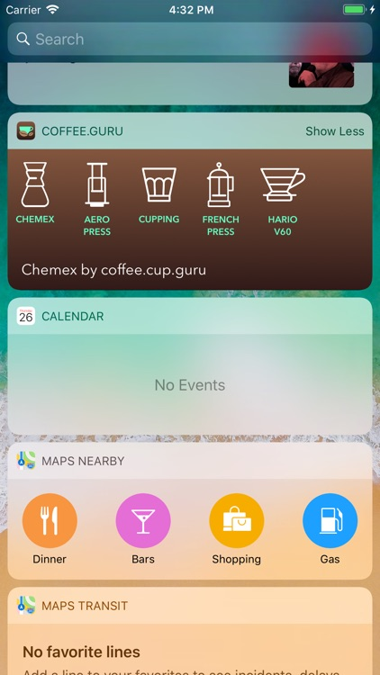 coffee.cup.guru screenshot-4