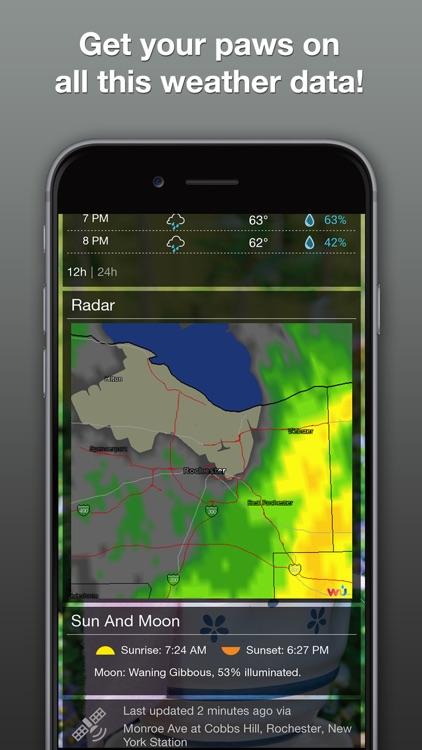 Weather BUB screenshot-4