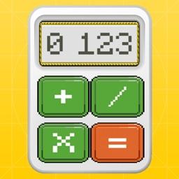Classic Retro Calculator