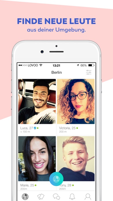 LOVOO Screenshots