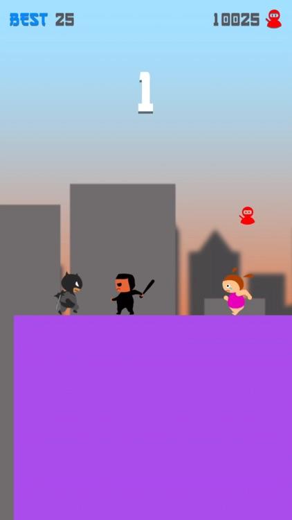 Mr Ninja Jump Z screenshot-3