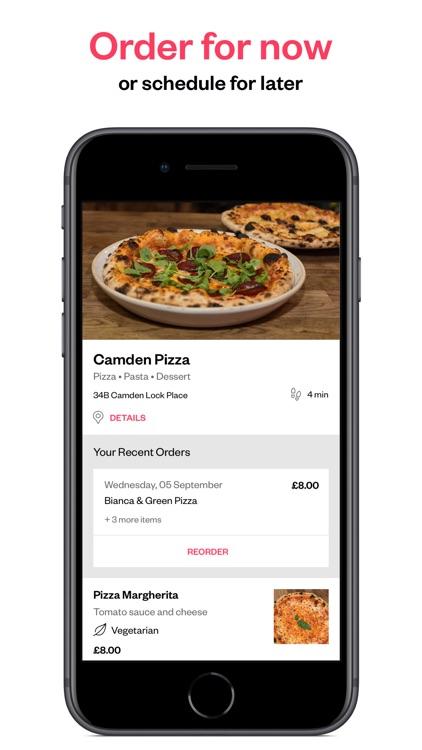 Camden Eats – Food takeaway