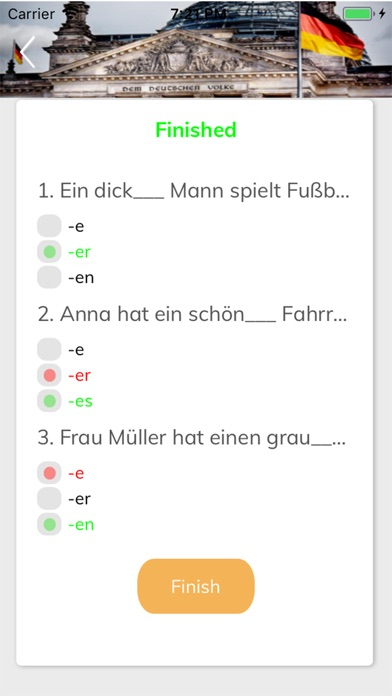 Learn-German Screenshot 6