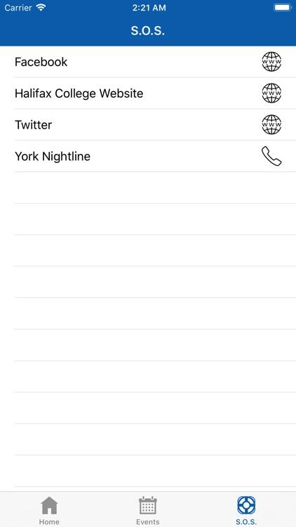 York Colleges screenshot-4
