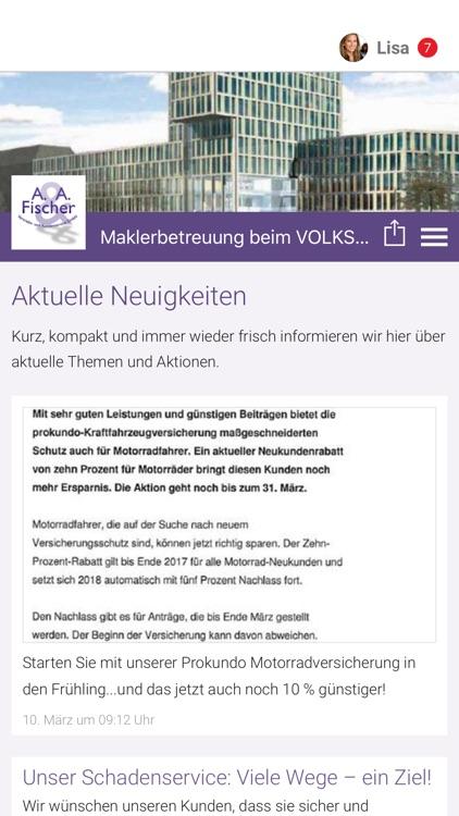 Maklerbetreuung Volkswohl Bund By Tobit Software