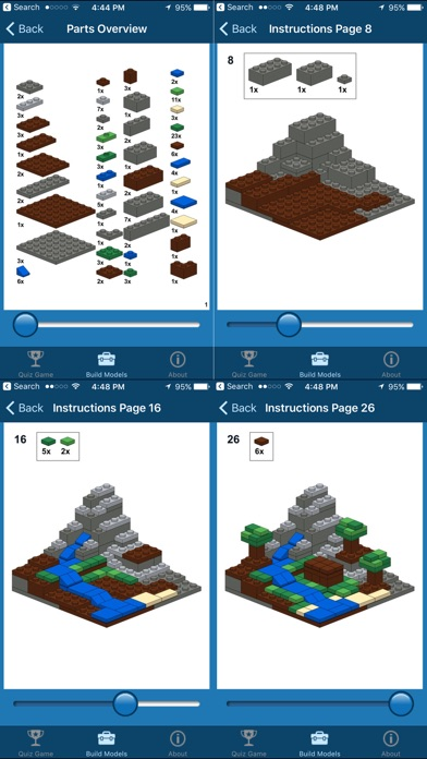 BrickCraft - Models a... screenshot1