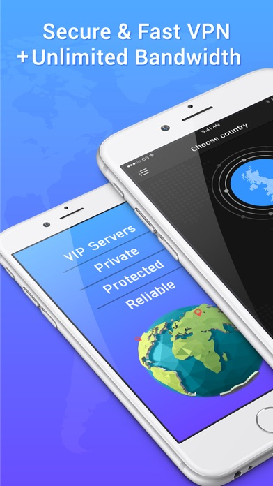 Screenshot for VPN – Proxy Server For iPhone in United Arab Emirates App Store