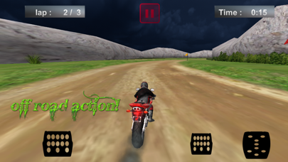 Offroad Dirt-Bike Racing 3dのおすすめ画像1