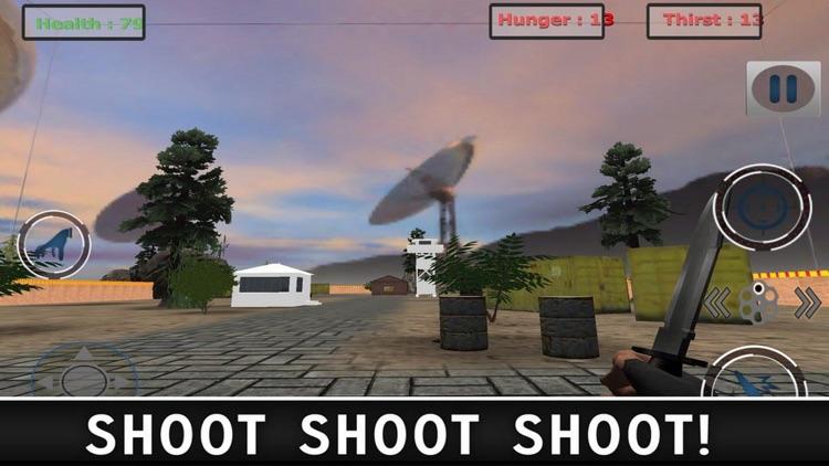 Sharpshooter Duty