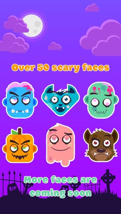 Eeriemoji - Halloween Stickers screenshot 1