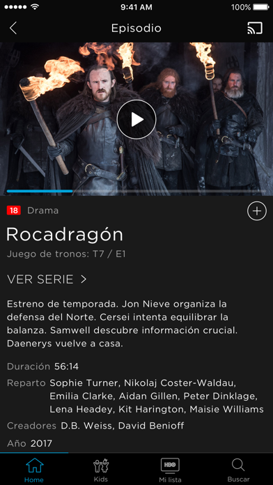 download HBO España apps 0