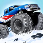 特技大脚车轻量版: 天空赛道之极限赛车竞速