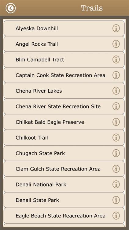 Great - Alaska Camps & Trails screenshot-3