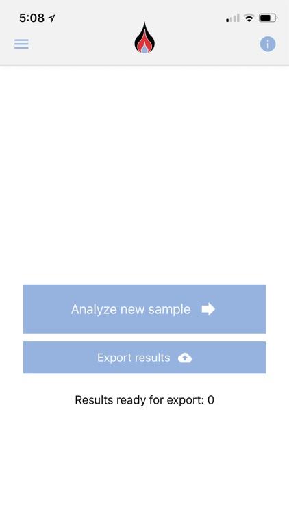 Test Strip Analyzer