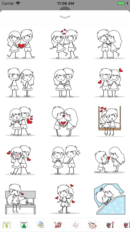 Sketches in Love