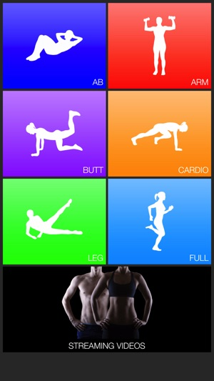 daily workouts fitness trainer on the app store