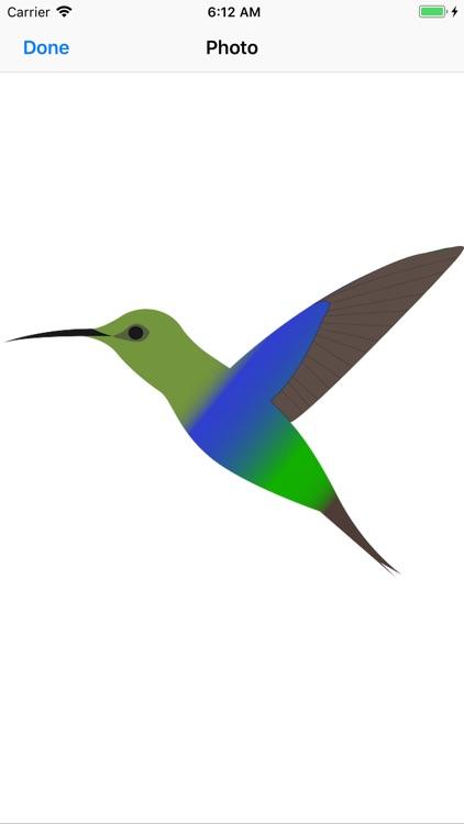 My Hummingbird Stickers screenshot-3