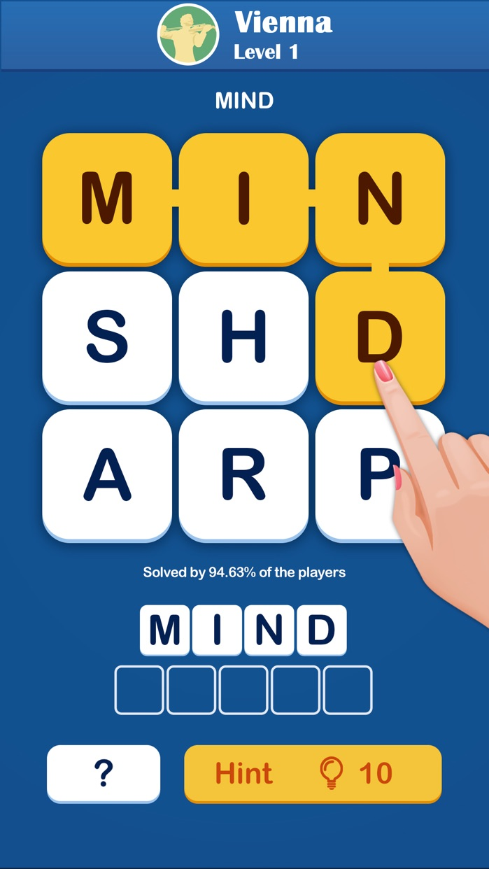 Wordful-Word Search Mind Games Screenshot