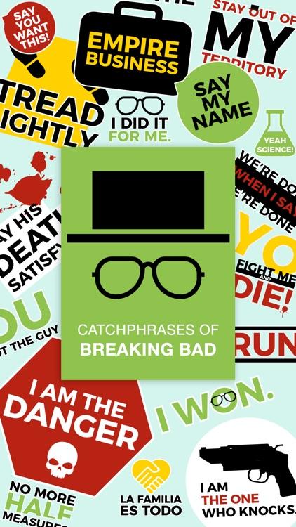 Catchphrases of Breaking Bad