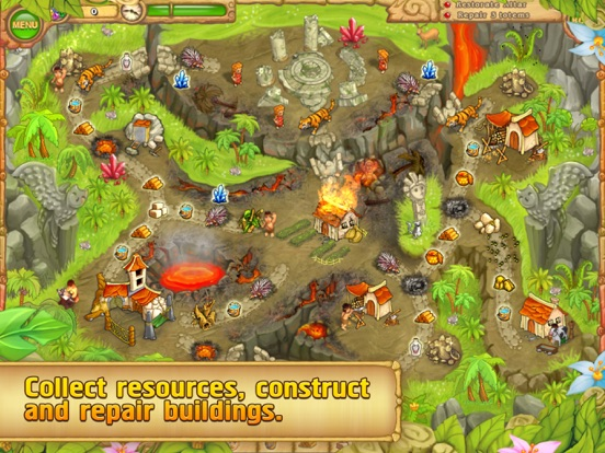 Island Tribe 2. screenshot 10