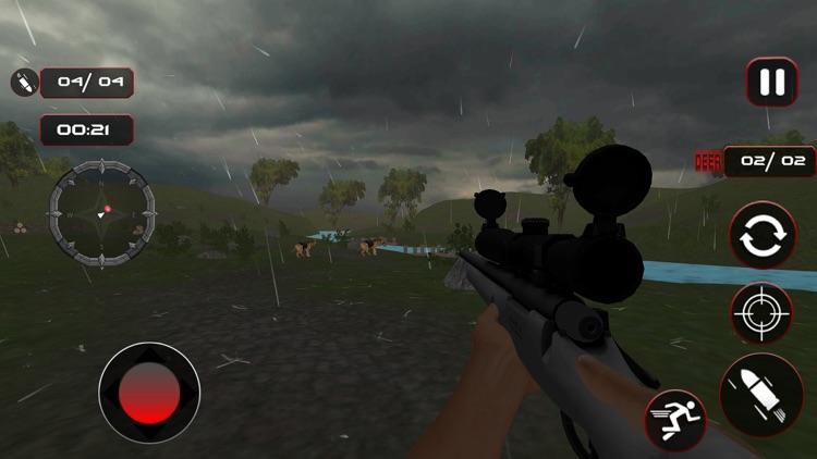 Deer Hunting Expert Challenge screenshot-3