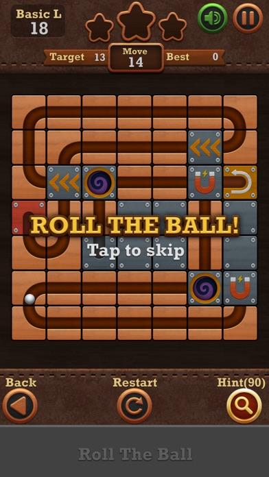 Roll the Ball™: slide... screenshot1