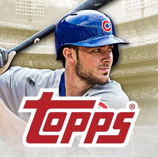 MLB BUNT Baseball Card Trader application logo