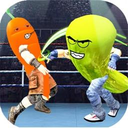 Fruit Wrestling Revolution 3D