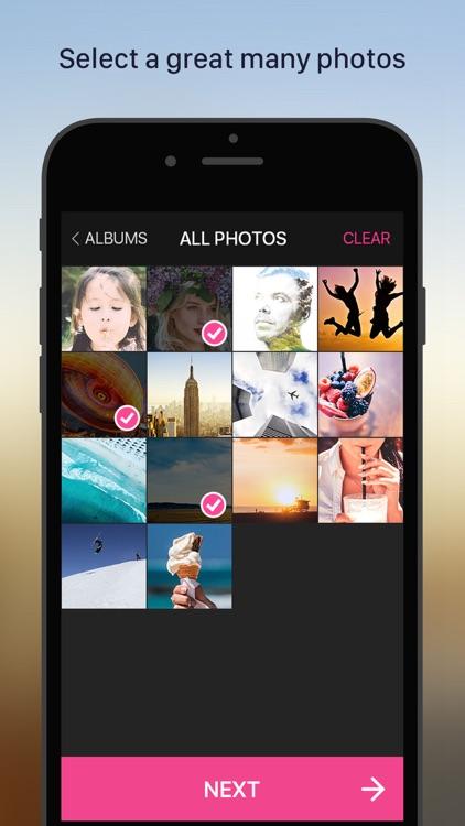 SlideLab - Add Music to Photos