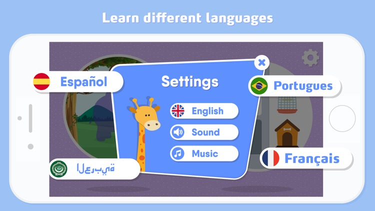 Tiny Puzzle - Learning games screenshot-4