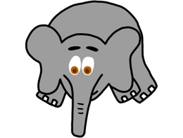 Baxbo the Elephant