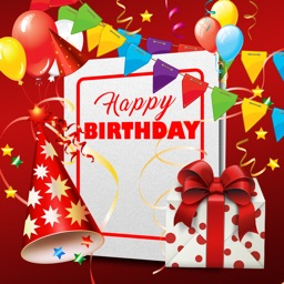 Happy Bday Greeting Card Maker