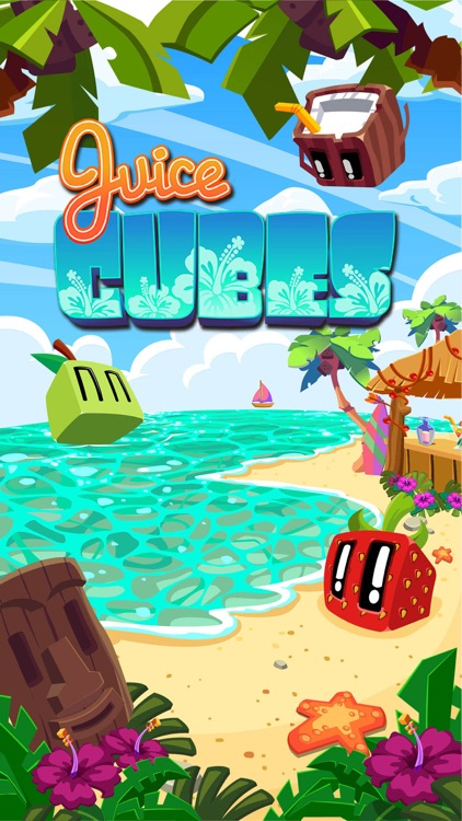 Juice Cubes screenshot-4