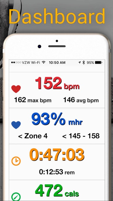 iBiker Cycling & Heart Trainer Screenshot