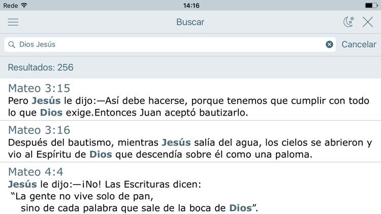 La Biblia NTV en Español Audio screenshot-3