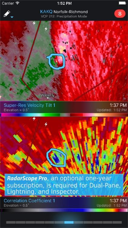 RadarScope screenshot-3