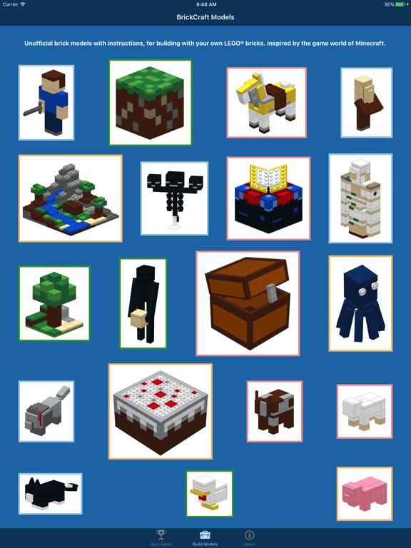 BrickCraft - Models and Quizのおすすめ画像1